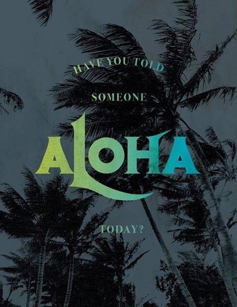 Livin' Aloha